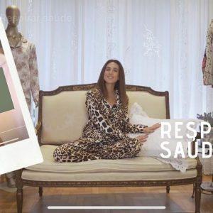 Pillow talk: Respirar Saúde