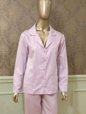 Pijama Tradição Lavender
