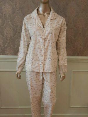 Pijama Nuvens & Listras
