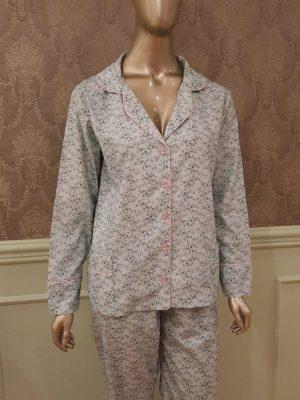 Pijama Fresh Mint Folhagem