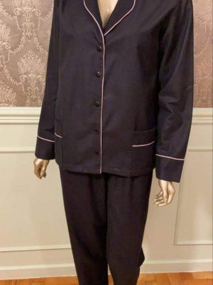 Pijama Flanela Black