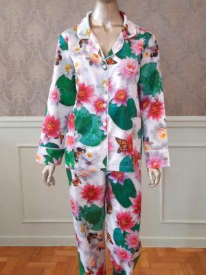 Pijama Lótus Branco