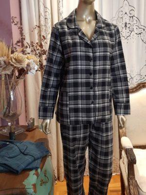 Pijama Flanelado Noir Ela