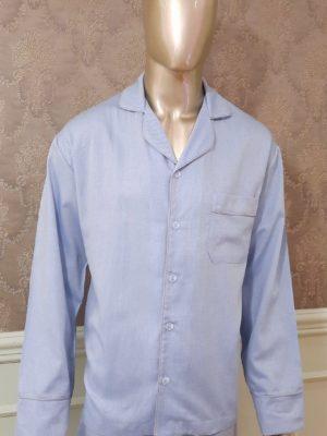Pijama Masculino Gravataria Azul