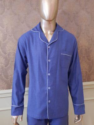 Pijama Flanelado Bleu Ele