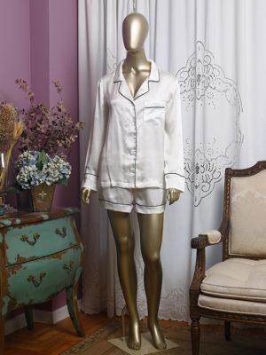 Pijama Desireé Off White