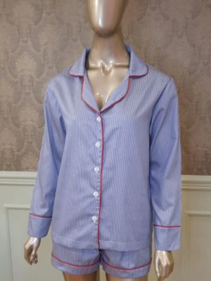 Pijama Desireé Blue Marine