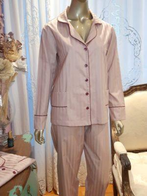 Pijama Maquinetado Rose