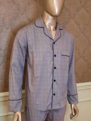 Pijama Masculino Príncipe de Gales
