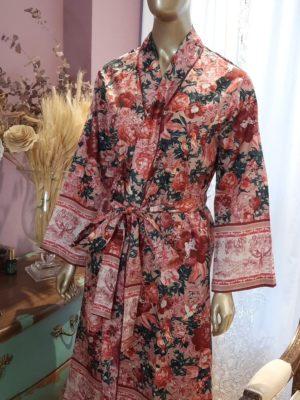Robe Fênix Rose