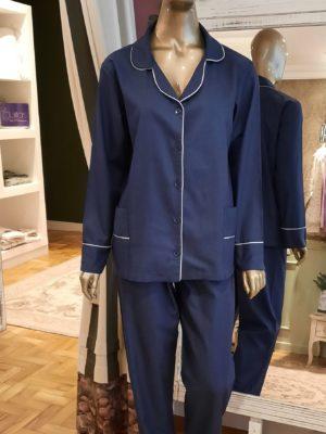 Pijama Midnight Blue