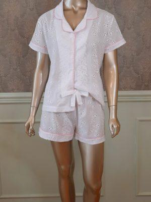 Pijama Valentine Laise Blush