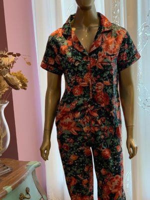 Pijama Juliette Fênix Bloom